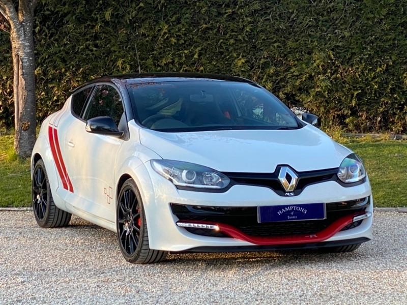 used Renault Megane RENAULTSPORT TROPHY R S/S in surrey