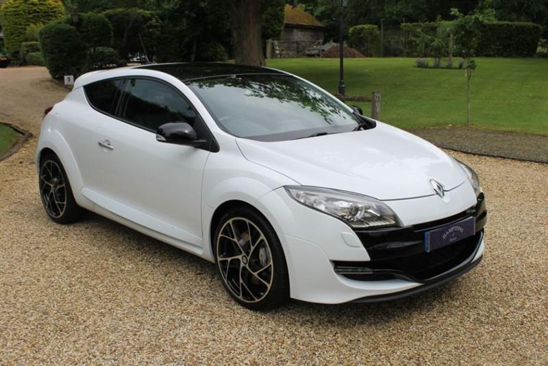 used Renault Megane RENAULTSPORT 16V in surrey