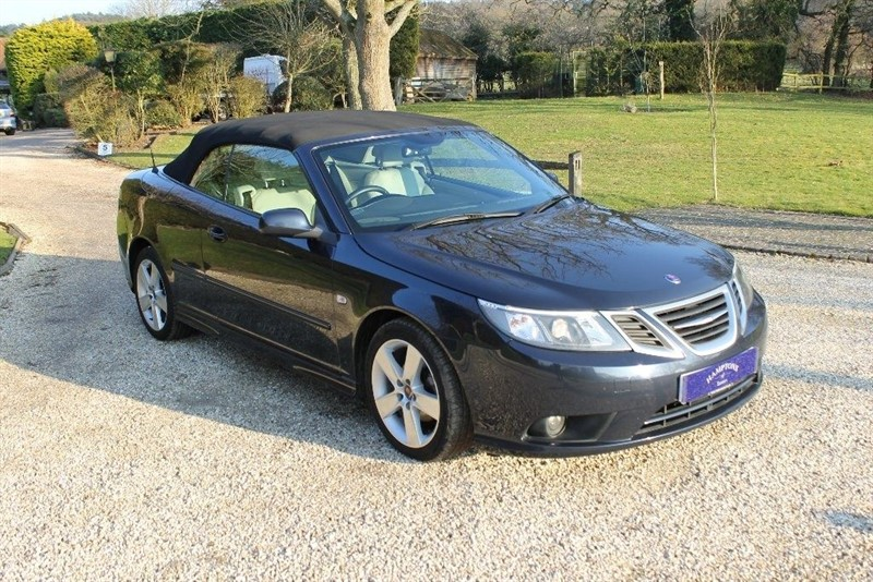 used Saab 9-3 LINEAR SE in surrey