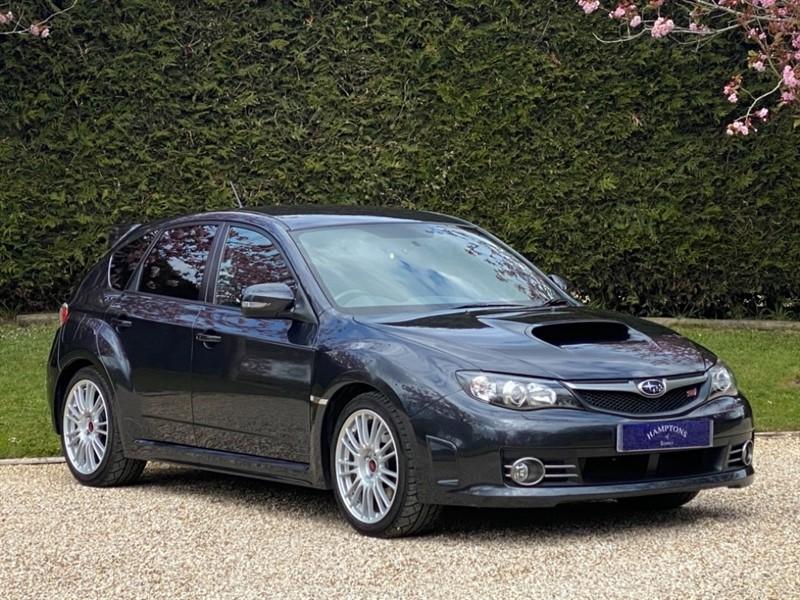 used Subaru Impreza WRX STI TYPE UK in surrey