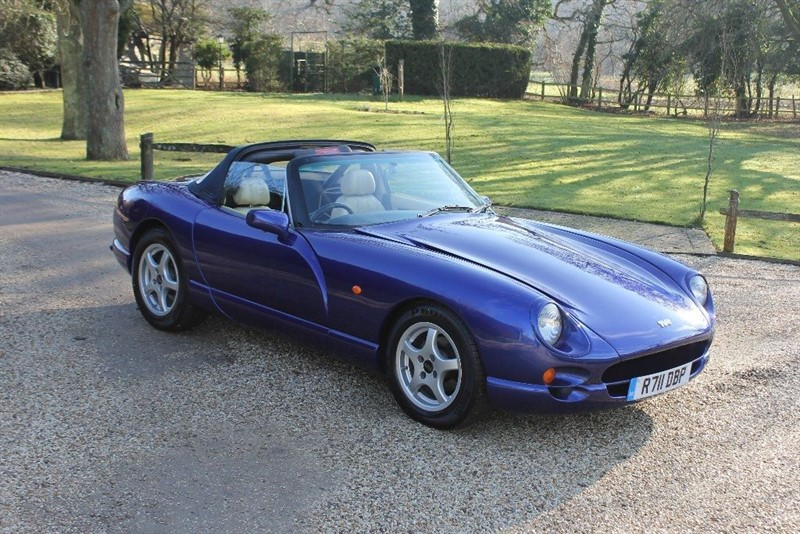 used TVR Chimaera 4.0 in surrey