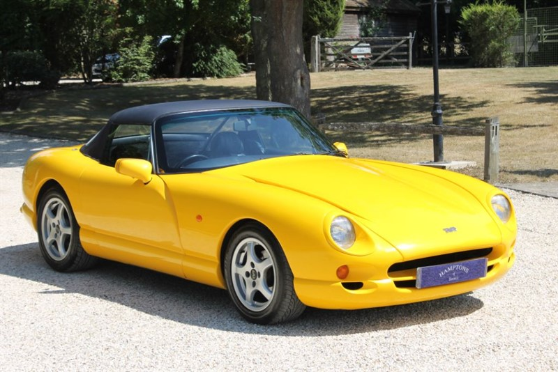 used TVR Chimaera 4,546cc in surrey