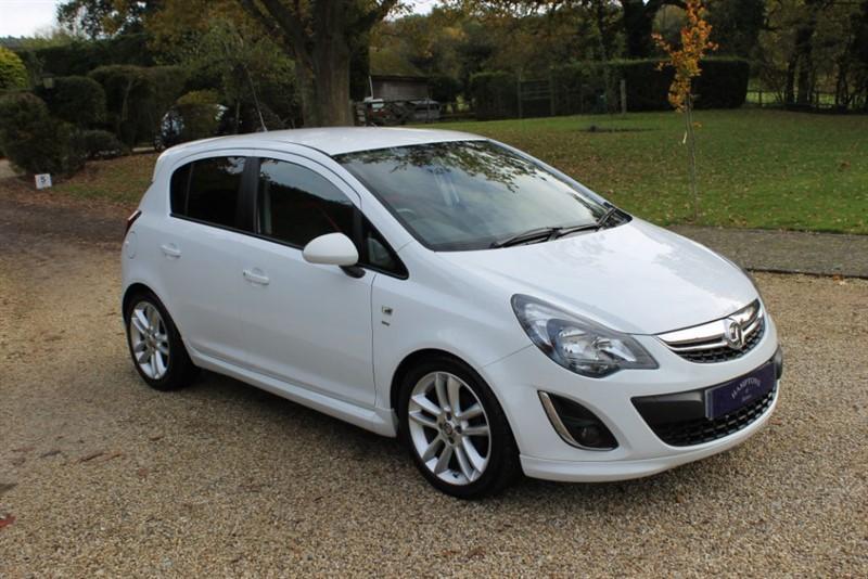 used Vauxhall Corsa SRI in surrey