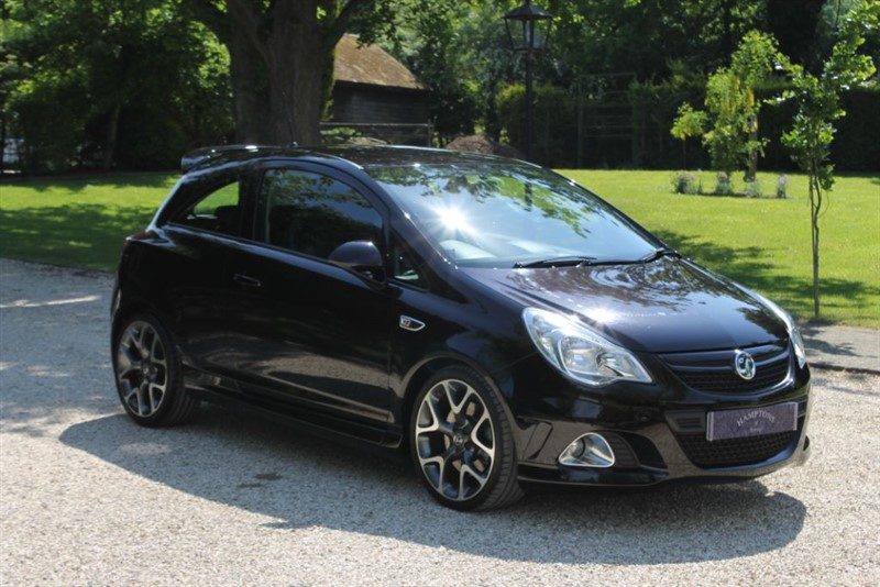 used Vauxhall Corsa VXR in surrey
