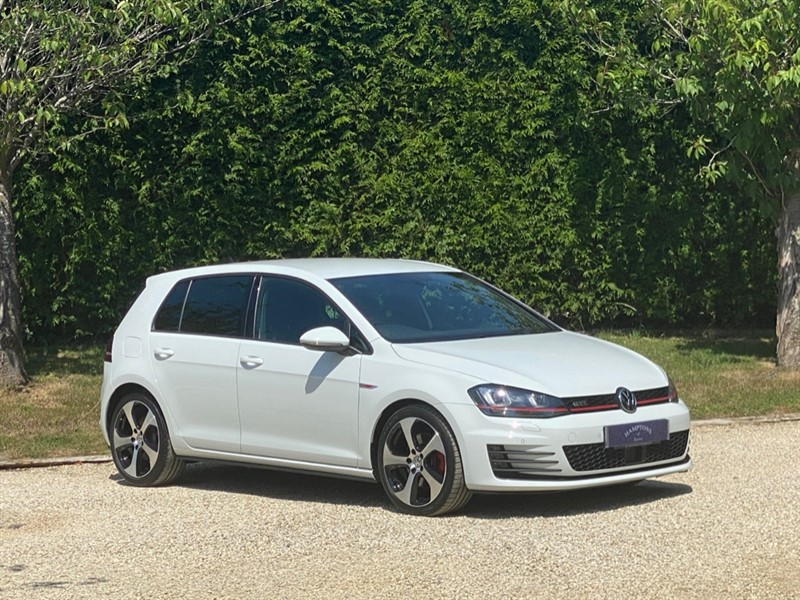 used VW Golf GTI DSG in surrey
