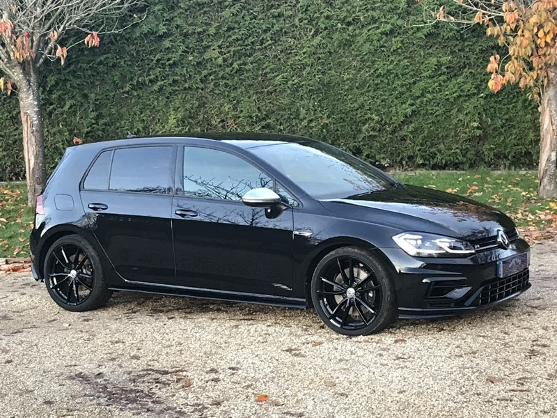used VW Golf R TSI DSG in surrey