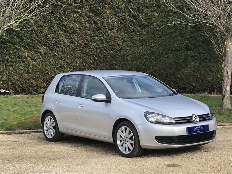 used VW Golf MATCH TSI in surrey