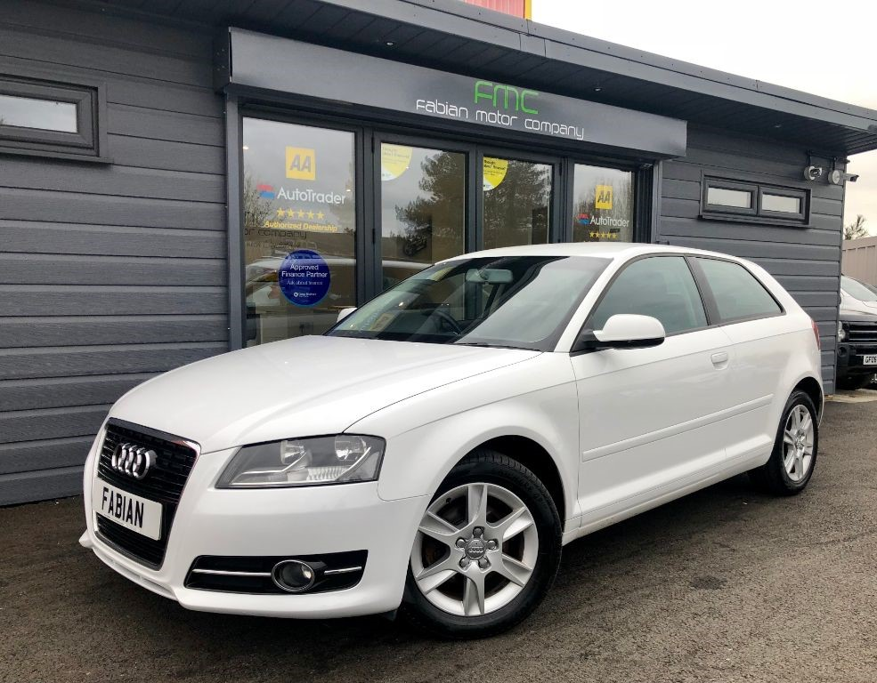 used Audi A3 TDI SE in swansea-south-wales