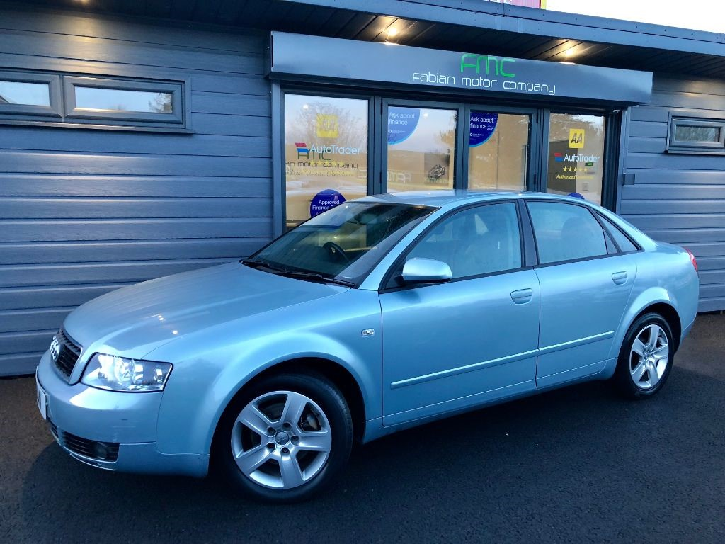used Audi A4 TDI SE 130 in swansea-south-wales