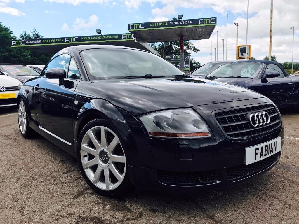 used Audi TT QUATTRO in swansea-south-wales
