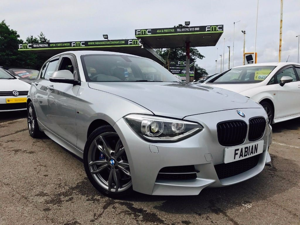 used BMW 1 Series M 135I in swansea-south-wales