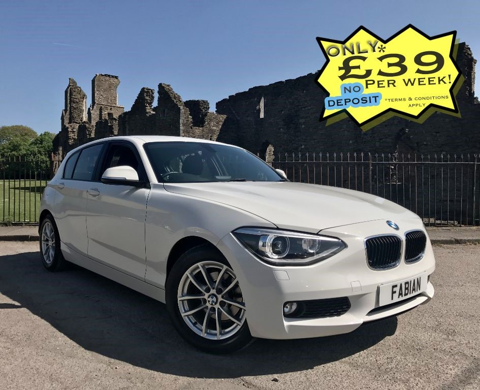 used BMW 116d Sport Bluefficency in swansea-south-wales
