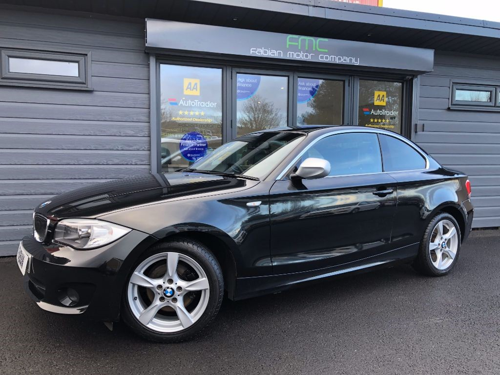 used BMW 118d EXCLUSIVE EDITION in swansea-south-wales