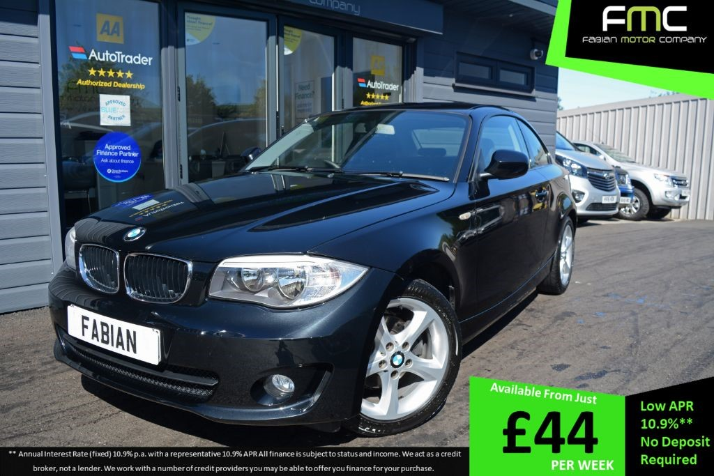 used BMW 118d SPORT in swansea-south-wales