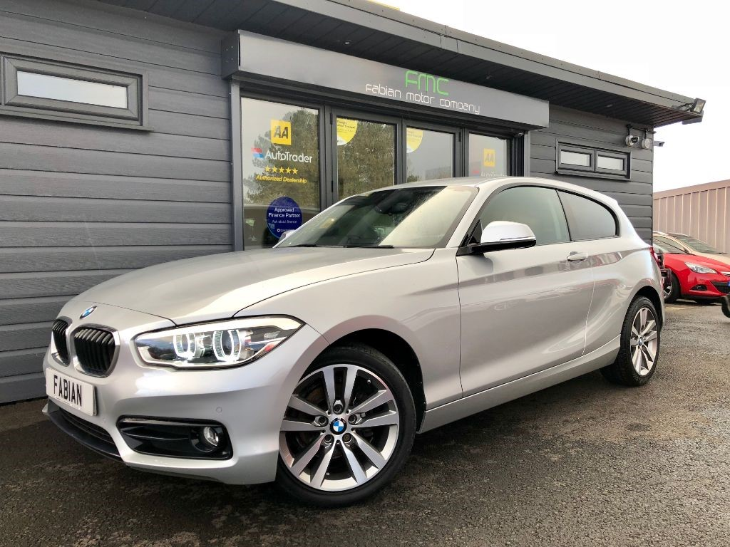 used BMW 118i SPORT in swansea-south-wales