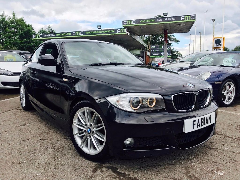 used BMW 120d M SPORT in swansea-south-wales