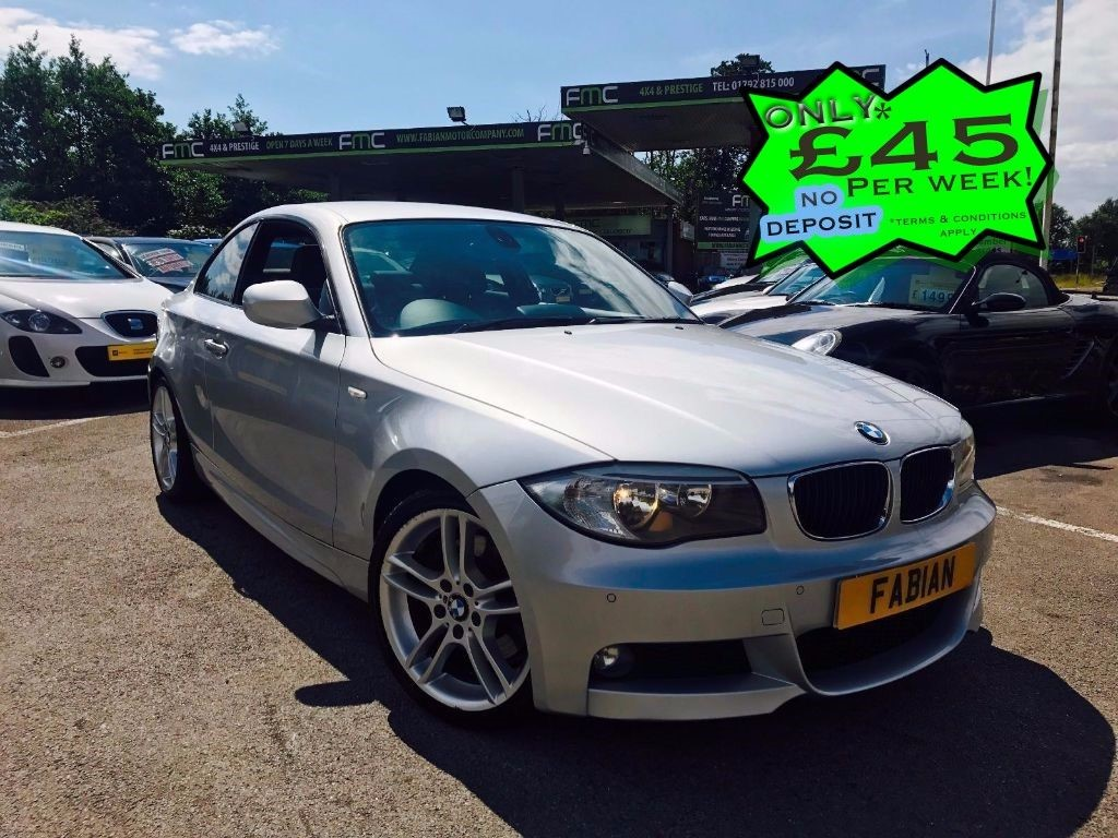 used BMW 123d M SPORT in swansea-south-wales