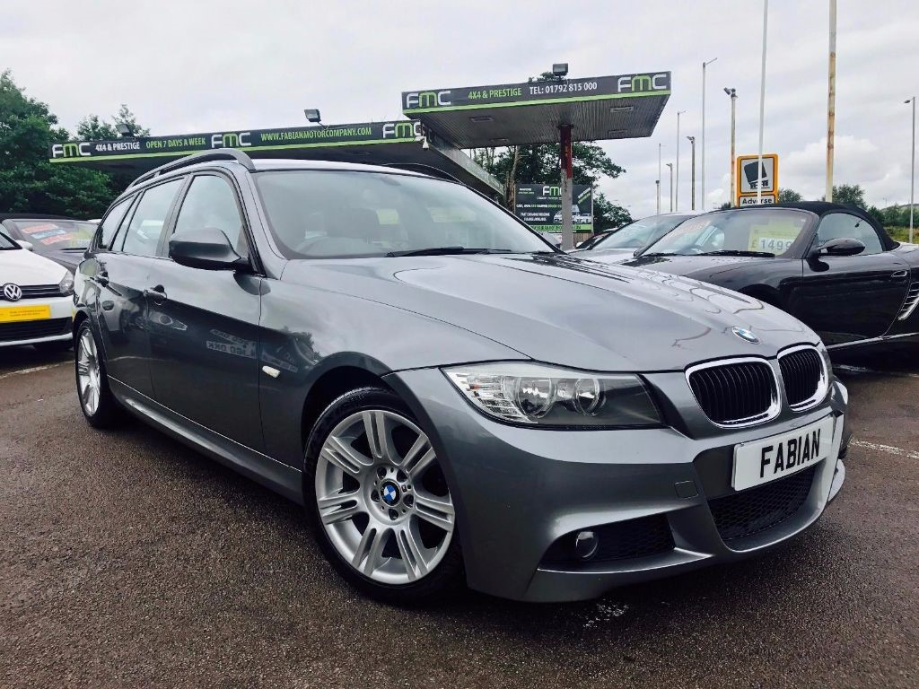 used BMW 320d M SPORT TOURING in swansea-south-wales