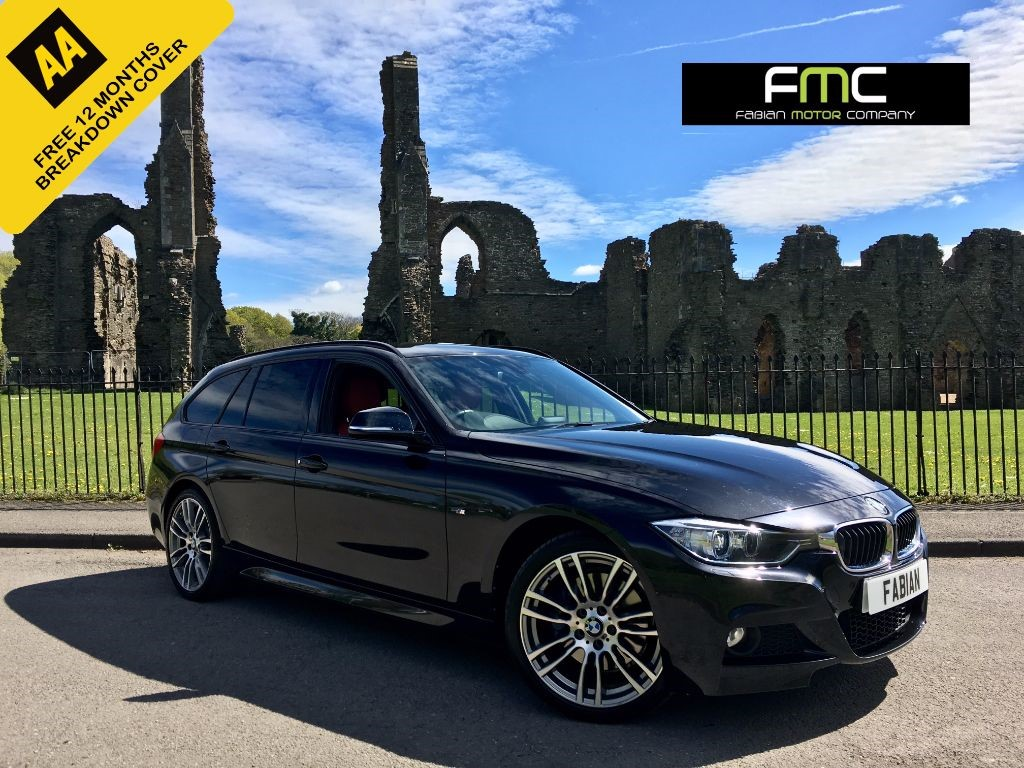 used BMW 320d XDRIVE M SPORT in swansea-south-wales