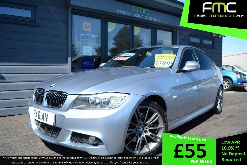 used BMW 325d M SPORT in swansea-south-wales