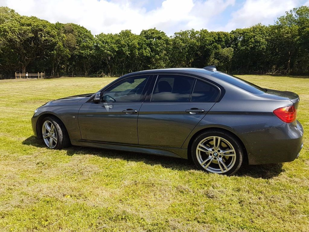 used BMW 335d XDRIVE M SPORT in swansea-south-wales