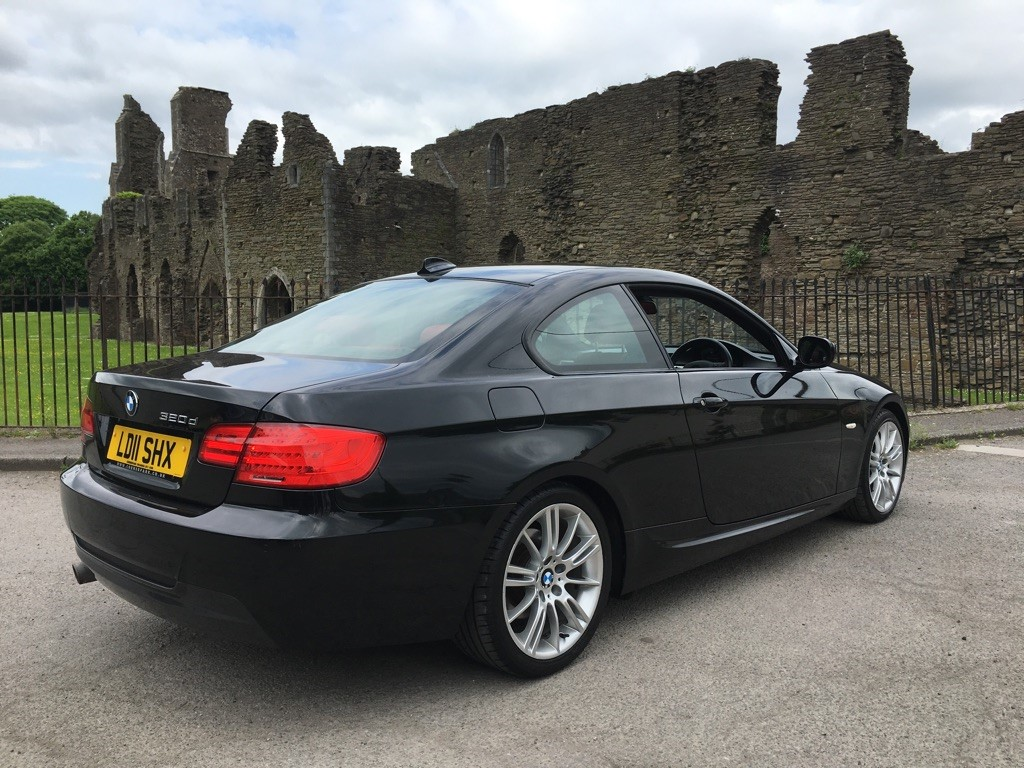 used black bmw 320d for sale swansea. Black Bedroom Furniture Sets. Home Design Ideas