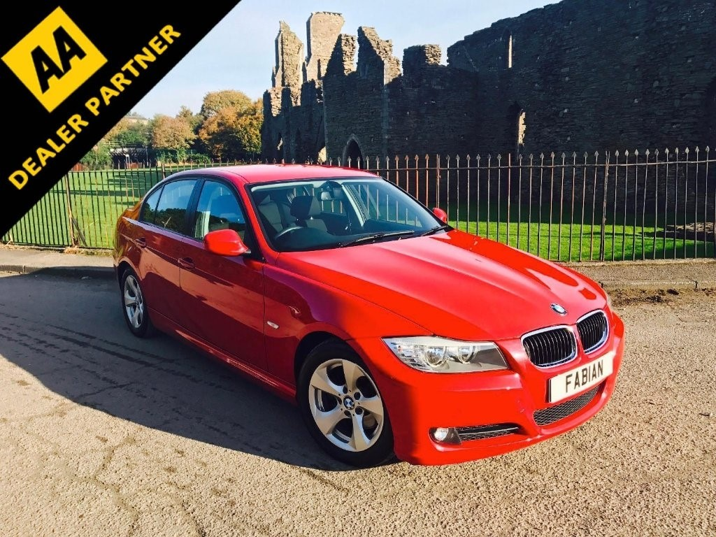 used BMW 320d 3 Series EfficientDynamics 4dr in swansea-south-wales