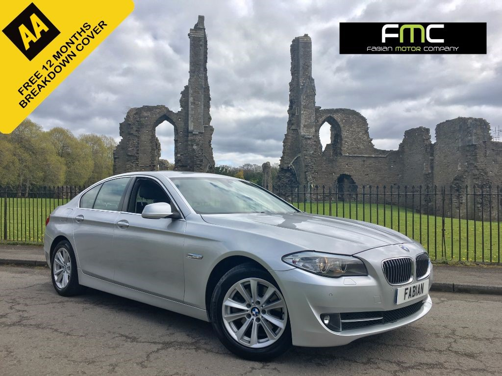 used BMW 520d SE in swansea-south-wales