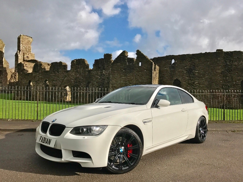 used BMW M3 V8 Coupe 2dr DCT (263 g/km 420 bhp) in swansea-south-wales