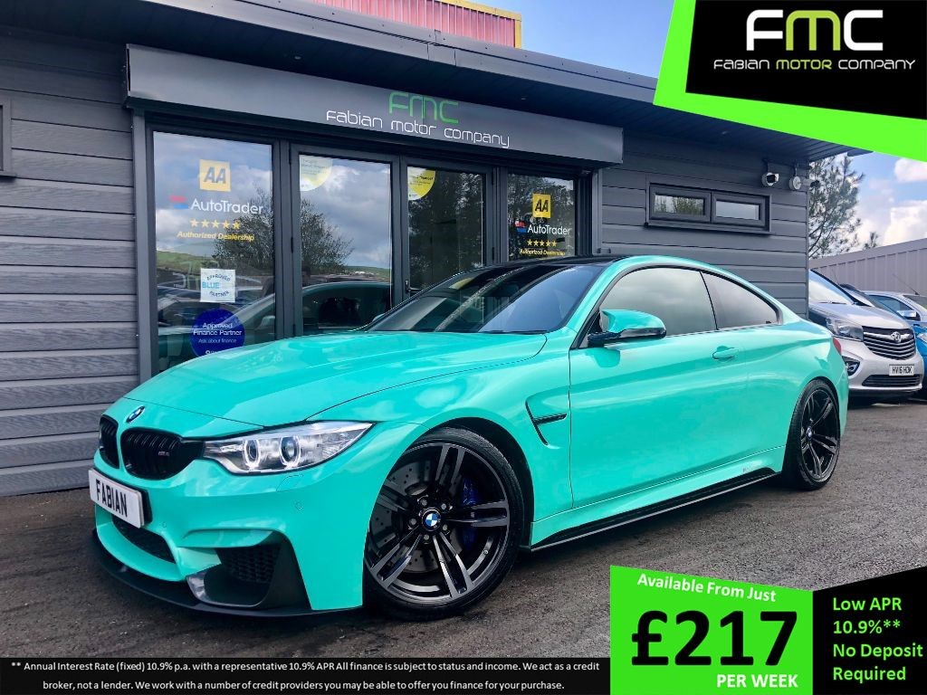 used BMW M4  in swansea-south-wales