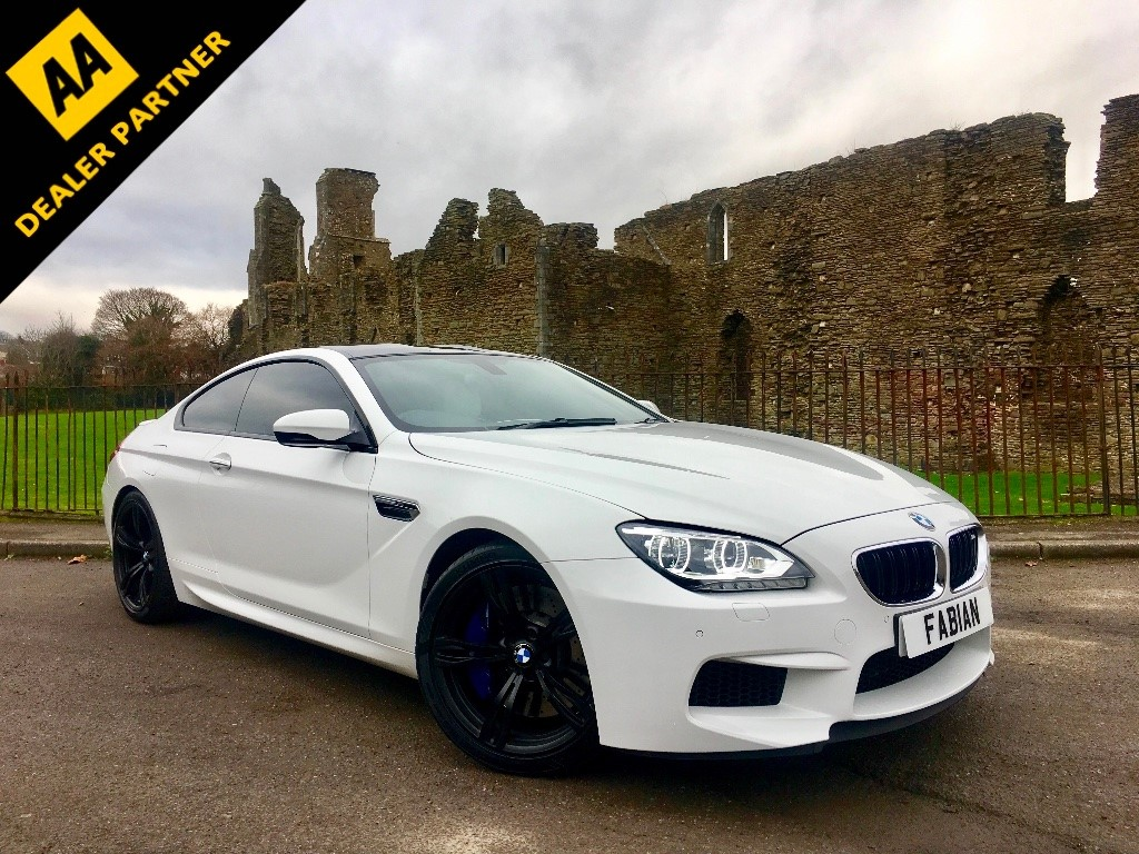 used BMW M6 M DCT 2dr in swansea-south-wales
