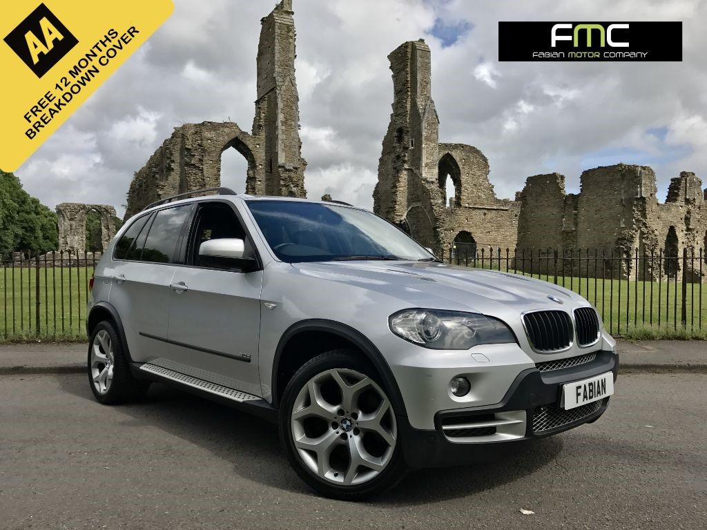 used BMW X5 30d M Sport 5dr in swansea-south-wales