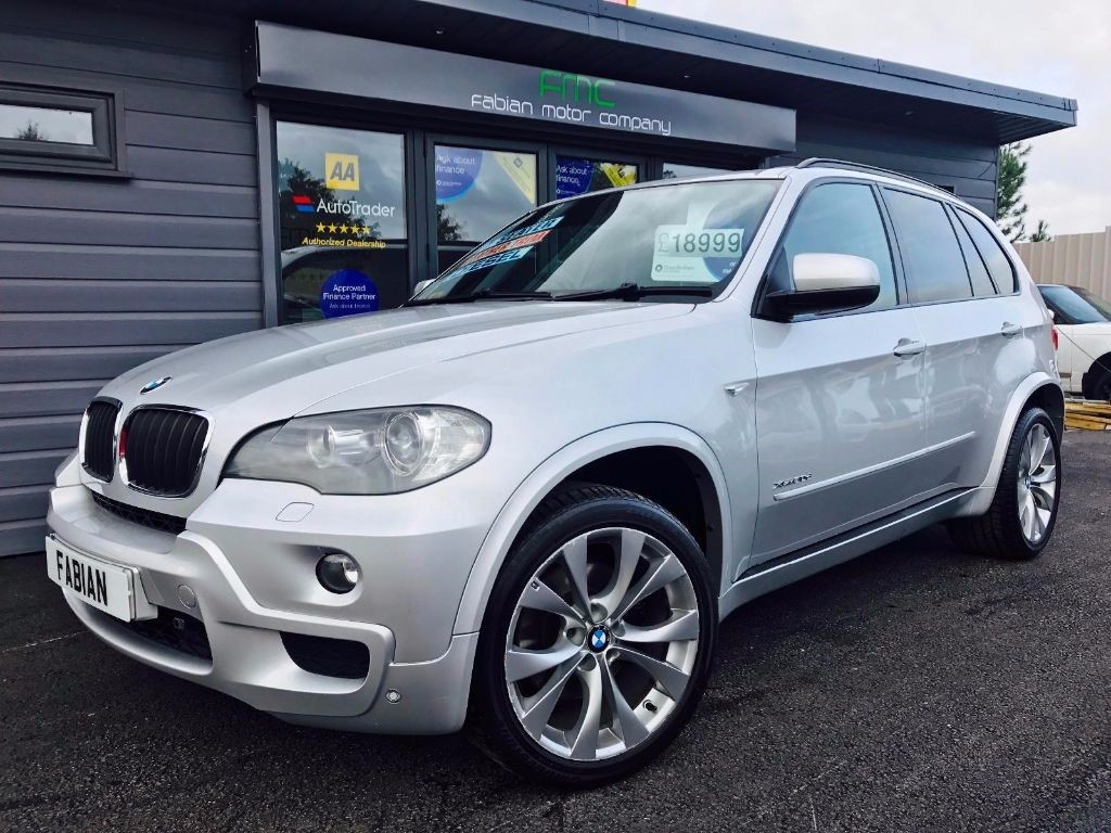 used BMW X5 XDRIVE30D M SPORT in swansea-south-wales