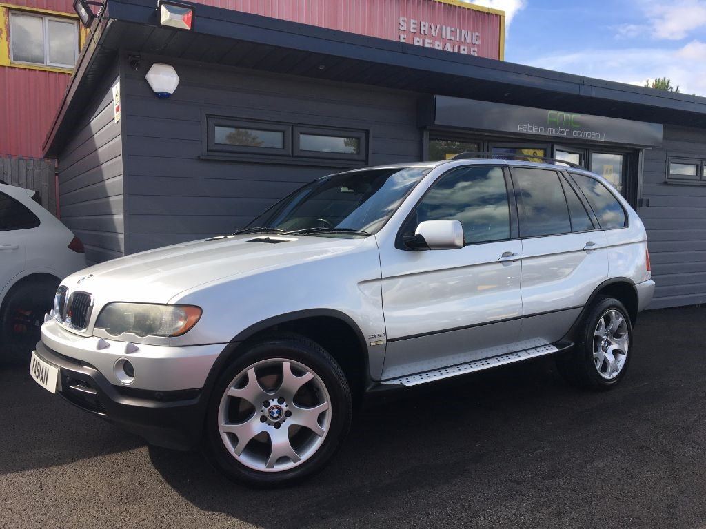 used BMW X5 D SPORT in swansea-south-wales