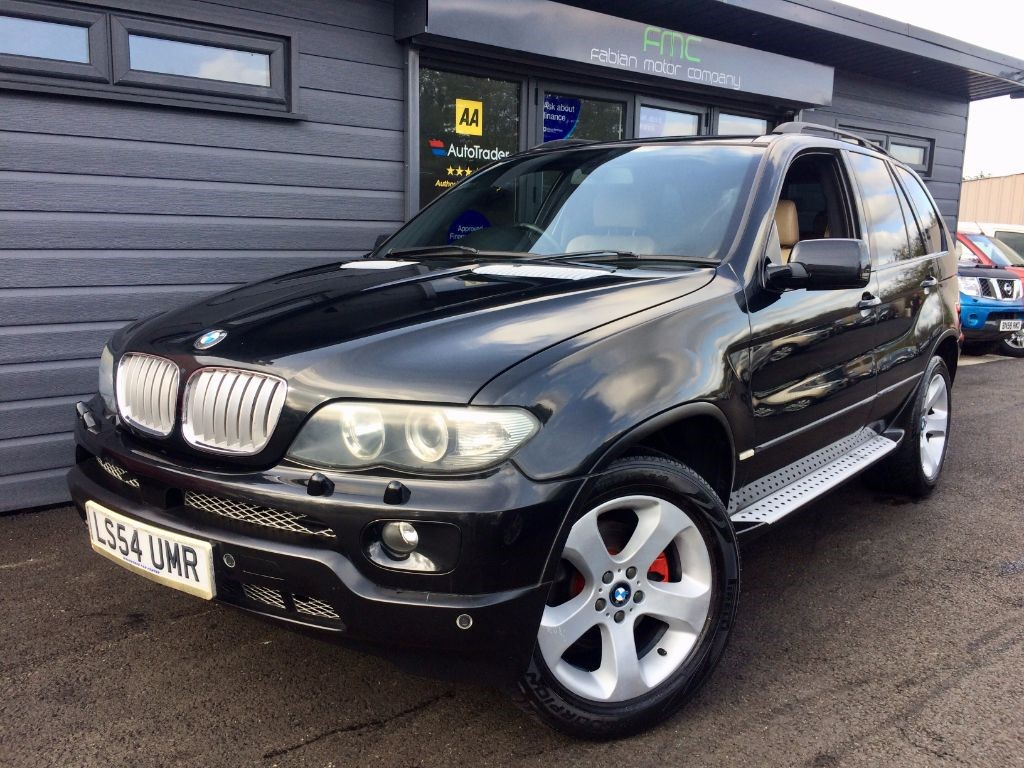 used BMW X5 SPORT 24V in swansea-south-wales