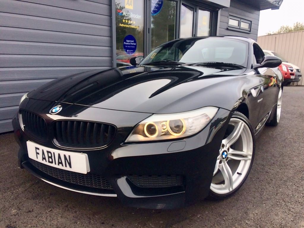 used BMW Z4 SDRIVE23I M SPORT HIGHLINE EDITION in swansea-south-wales