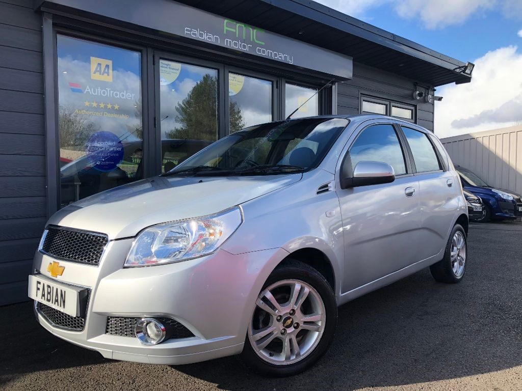 used Chevrolet Aveo LT in swansea-south-wales