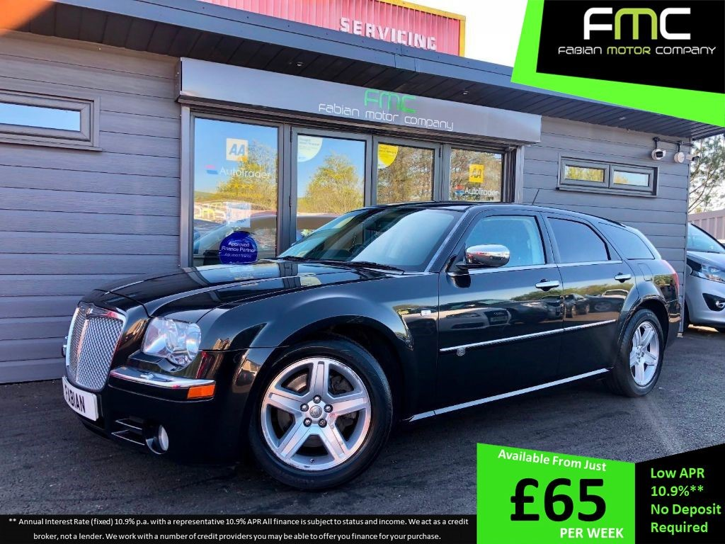 used Chrysler 300C CRD in swansea-south-wales
