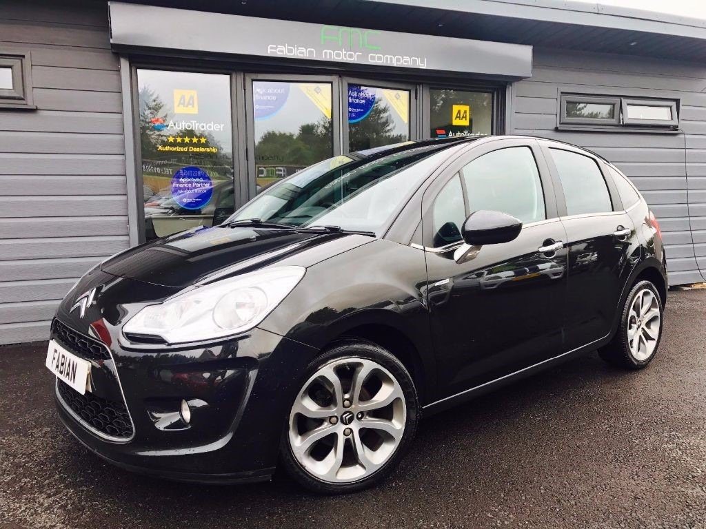 used Citroen C3 HDI EXCLUSIVE in swansea-south-wales