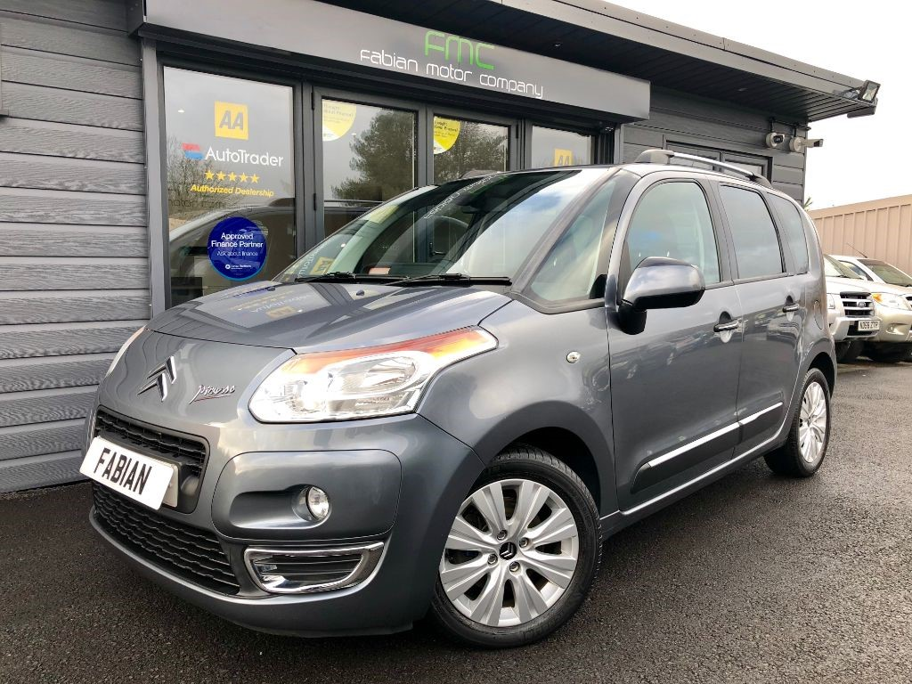 used Citroen C3 Picasso EXCLUSIVE HDI in swansea-south-wales