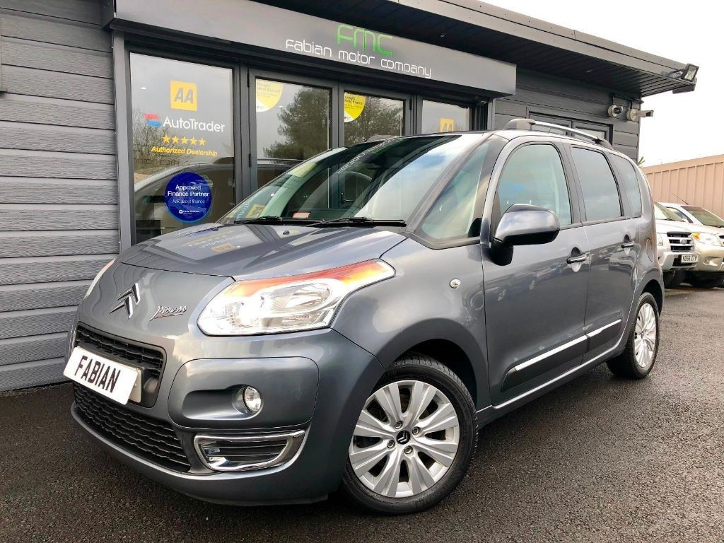 used Citroen C3 Picasso VTR PLUS HDI in swansea-south-wales