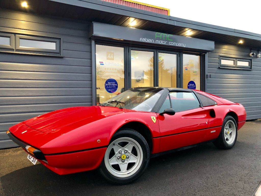 used Ferrari 308 GTS in swansea-south-wales
