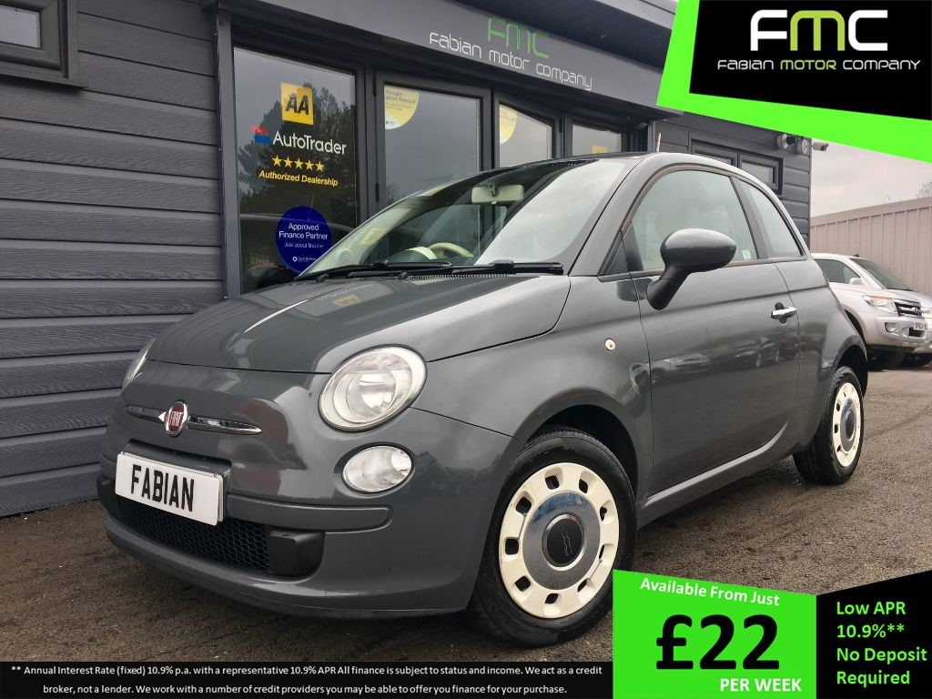used Fiat 500 COLOUR THERAPY in swansea-south-wales