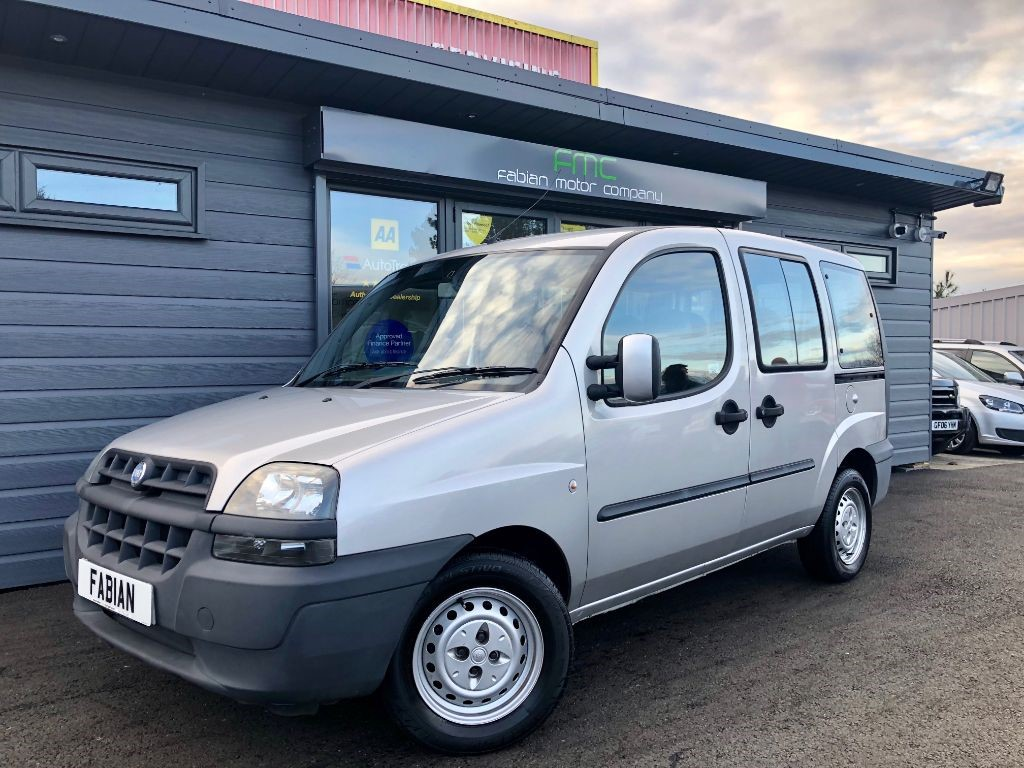 used Fiat Doblo SX in swansea-south-wales