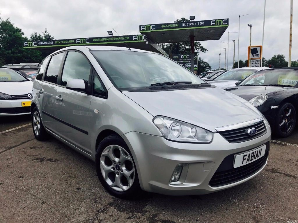 used Ford C-Max ZETEC in swansea-south-wales