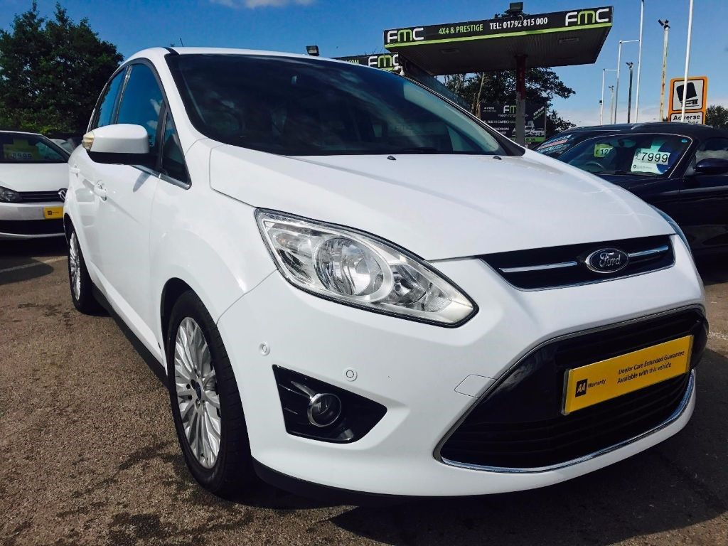 used Ford C-Max TITANIUM TDCI in swansea-south-wales