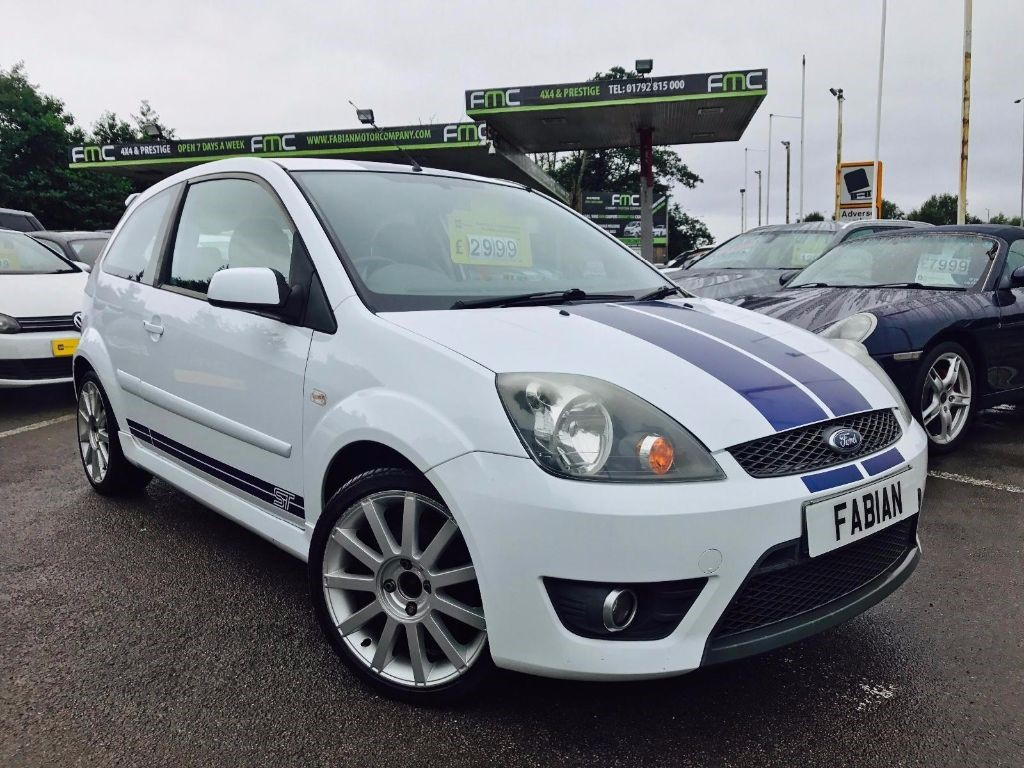 used Ford Fiesta ST 16V in swansea-south-wales