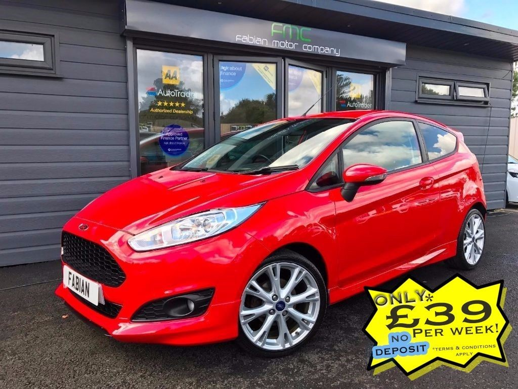 used Ford Fiesta ZETEC S in swansea-south-wales