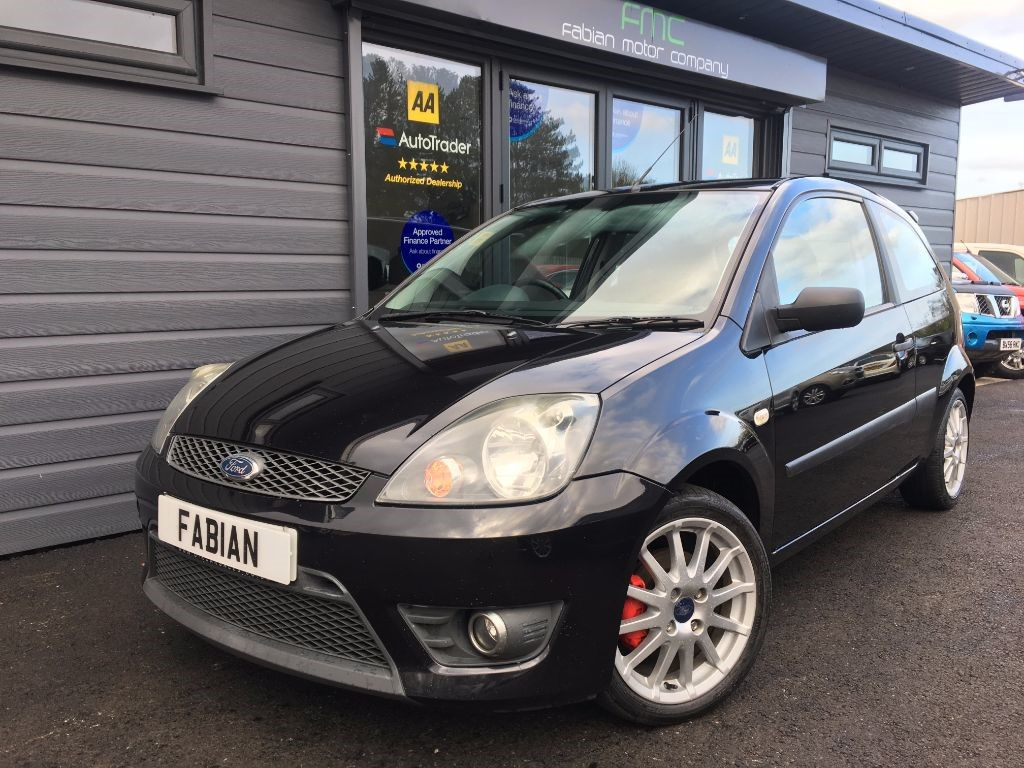 used Ford Fiesta ZETEC S 16V in swansea-south-wales