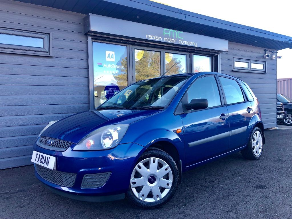 used Ford Fiesta STYLE 16V in swansea-south-wales